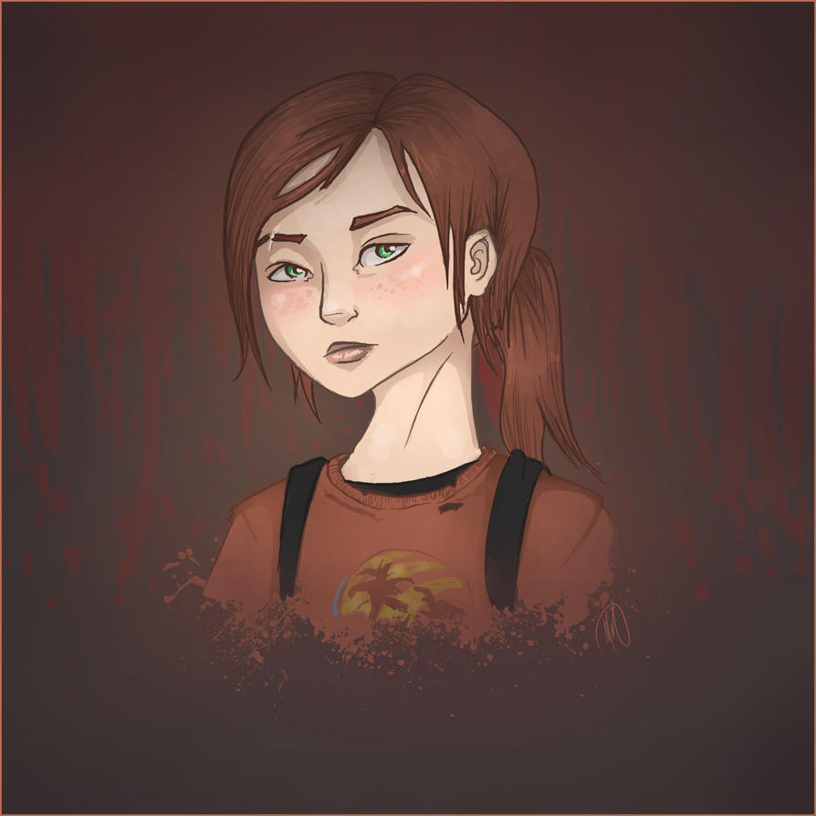 Ellie by MelonieMac