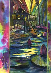 Tavern on the marsh by Last-Valentine