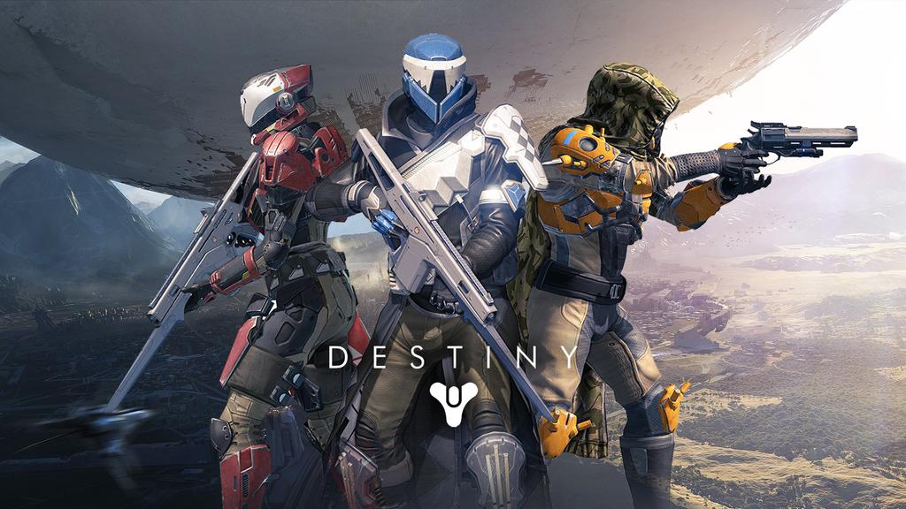 Destiny Wallpaper For Desktop by GamingWallpapers on DeviantArt