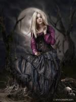 Goddess Spirit by febbymarcel