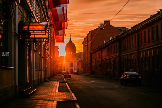 Lomonosov street