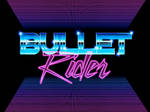 Bulletrider - SciFi Disco Logo