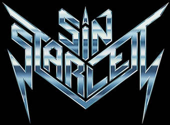 Sin Starlett - Chrome Logo by Bulletrider80s