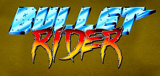 Eighties Action Logo by Bulletrider80s