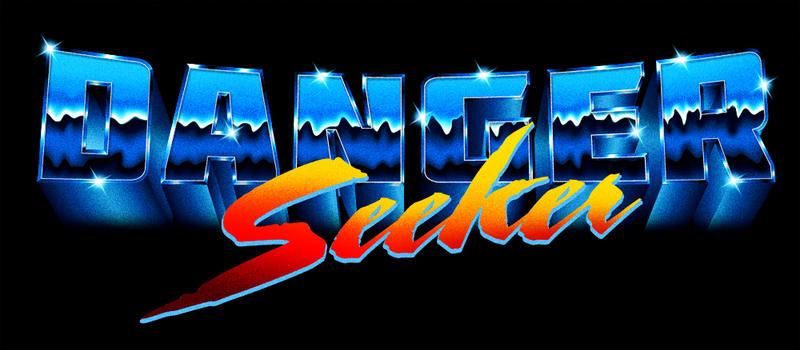 80s Danger Seeker Shirt Design by Bulletrider80s