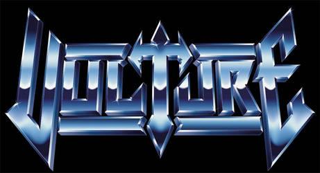 Vulture - 80s Heavy Metal logo by Bulletrider80s