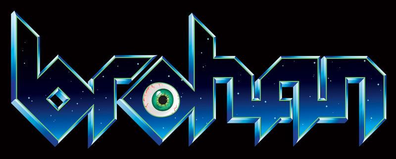 BROHAN - retro 80s styled logo by Bulletrider80s