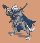[C] Golgoroth - Dragonborn Fighter by BrenZan