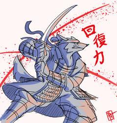 Shogun by BrenZan