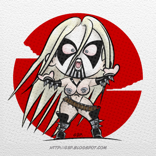 Metal Girl by Pancho2099