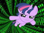 Matrix is Magic - Twilight Sparkle