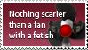 Fan Fetish :U