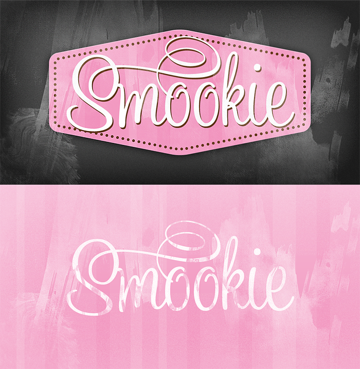 Smookie - Logo by Ikue