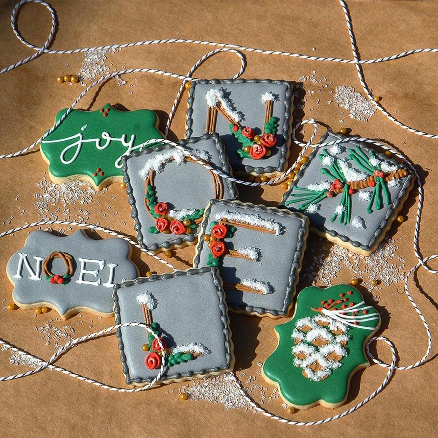 Christmas Cookies by Ikue