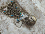 Tree of Life Bottle Necklace