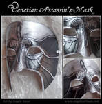 Ezio Carnevale Mask