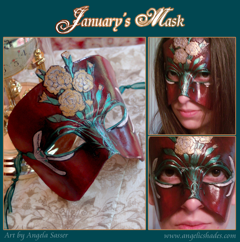 January's Mask by Angelic-Artisan
