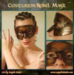 Centurion Warrior Mask