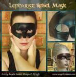 Lepharist Rebel Mask