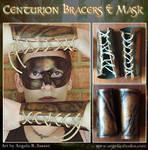 Centurion Mask and Bracers