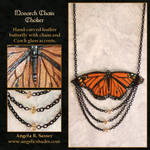 Monarch Chain Choker