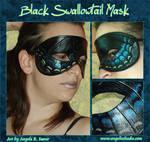 Black Swallowtail Mask