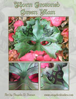 Thorn Crowned Green Man by Angelic-Artisan