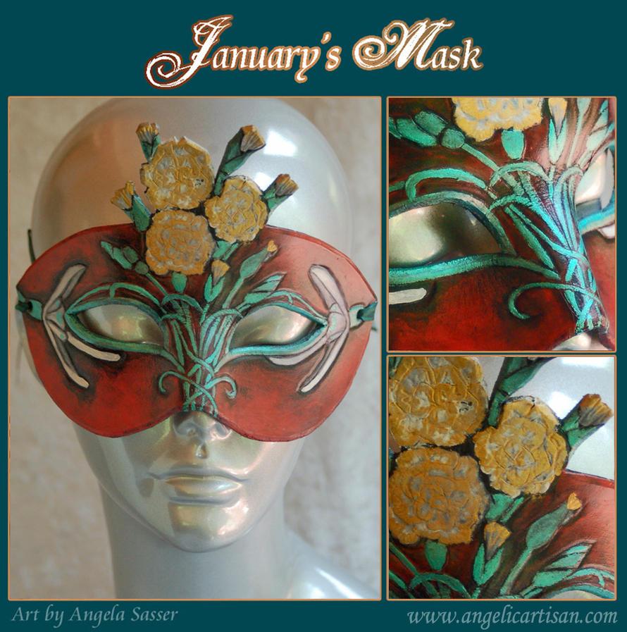 January's Mask v2 by Angelic-Artisan