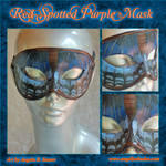 Red Spotted Purple Mask