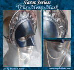 Tarot - The Moon Necklace Mask