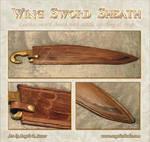 Wing Sword Sheath