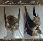 Venetian Batman Mask