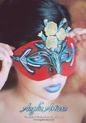 January's Mask II (Featuring Girltripped) by Angelic-Artisan