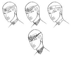 Design Sketches: Caitlan's Star Set by Angelic-Artisan