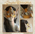 Seraphim Warrior Mask