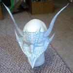 Dragon Mask Paper Prototype
