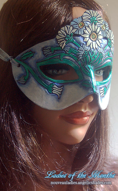 April's Mask by Angelic-Artisan