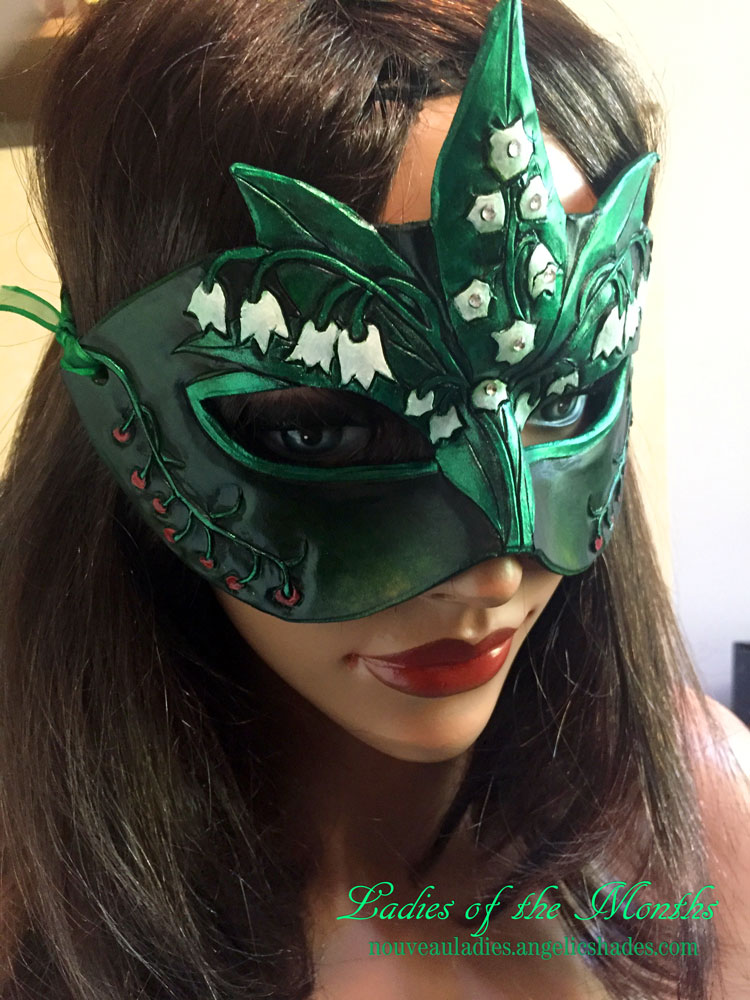 May's Mask by Angelic-Artisan