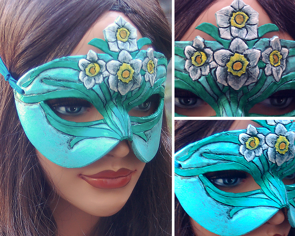 December's Mask by Angelic-Artisan