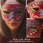 July's Mask by Angelic-Artisan