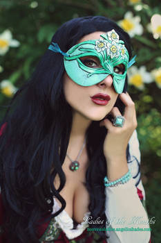 Mask of December I