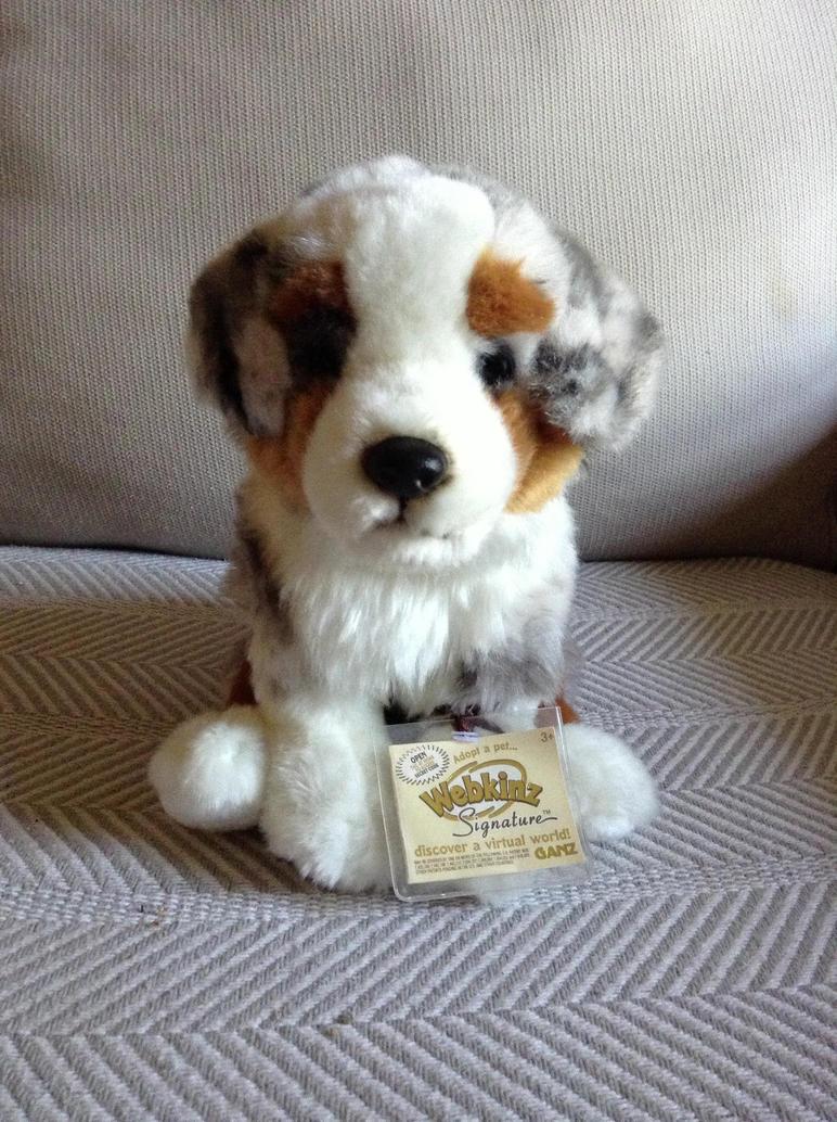 Webkinz Signature Australian Shepherd Plush by ...  Webkinz Signatu...