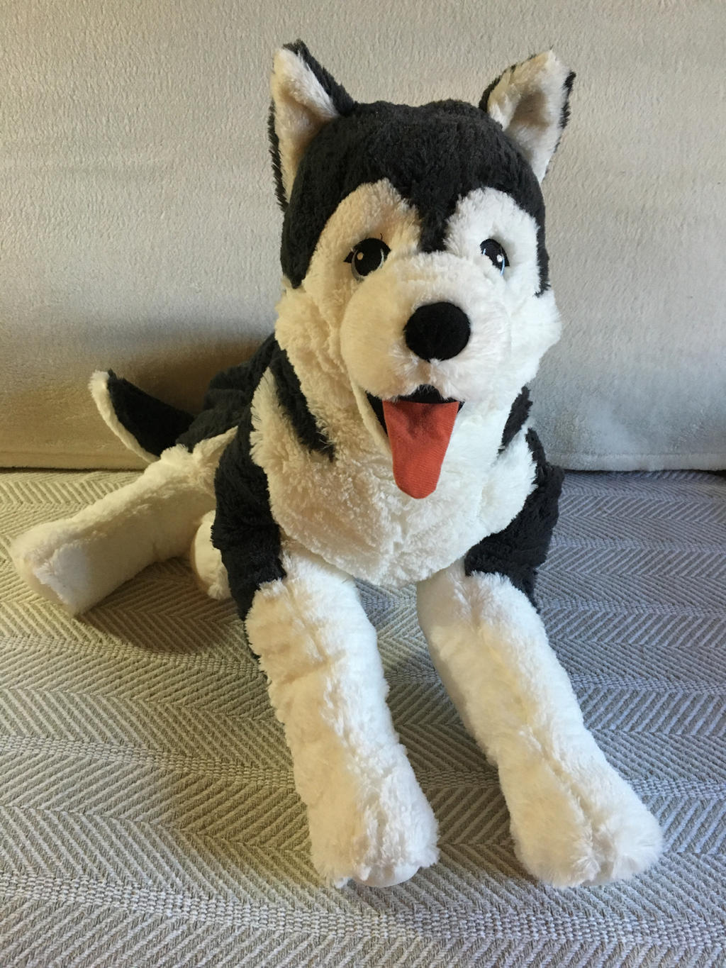 IKEA Husky Plush By Webkinzjourneys IKEA Husky Plush By Webkinzjourneys