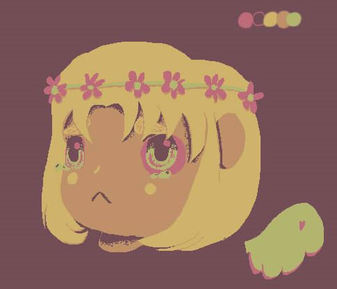 Armin - Color Palette by deerly-hime