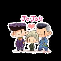 JJBA 4