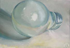 Lightbulb by sengarden