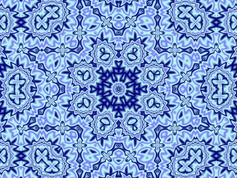 Kaleidoscope Wallpaper 24 by Dweezal