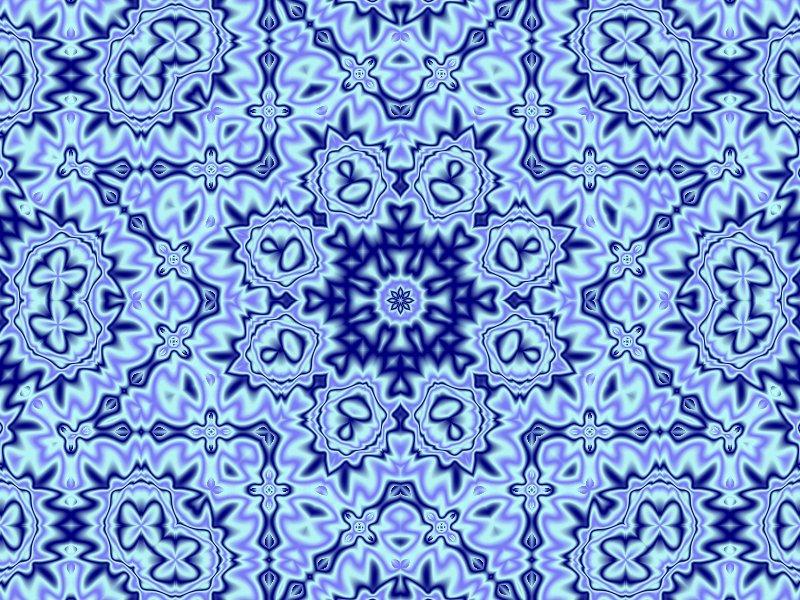 Kaleidoscope Wallpaper 24 by Dweezal