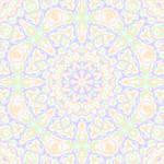 Pastel Kaleidoscope 2