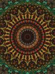 Trippy Fractal Kaleidoscope